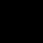 Axa Linq100-kædelås 100 x 9,5 cm.